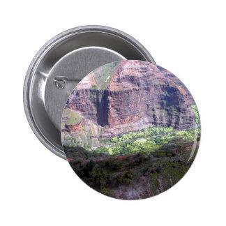 Waiamea Canyon Kauai Button