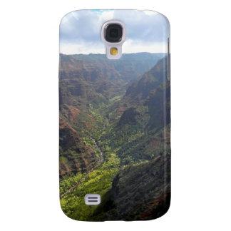 Waiamea Canyon Kauai Galaxy S4 Cover