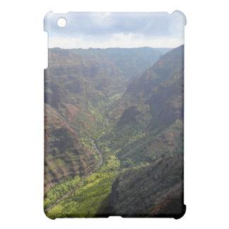 Waiamea Canyon Kauai iPad Mini Covers