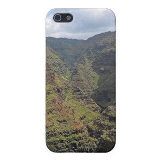 Waiamea Canyon Kauai Cover For iPhone 5