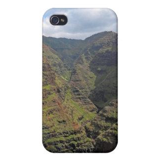 Waiamea Canyon Kauai iPhone 4 Case
