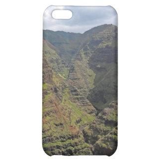 Waiamea Canyon Kauai iPhone 5C Covers
