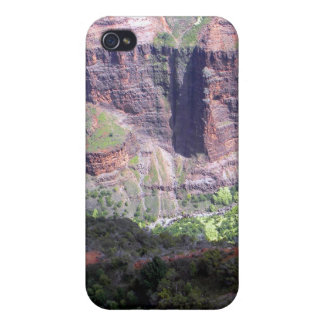 Waiamea Canyon Kauai Cover For iPhone 4
