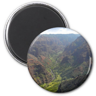 Waiamea Canyon Kauai Magnet