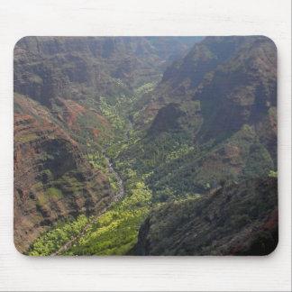 Waiamea Canyon Kauai Mouse Pad