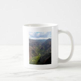 Waiamea Canyon Kauai Classic White Coffee Mug