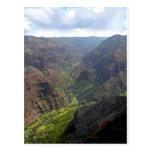 Waiamea Canyon Kauai Postcards