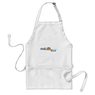 Waikiki Beach Adult Apron