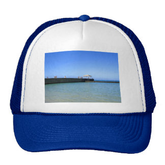 Waikiki Beach, Honolulu, Oahu, Hawaii, USA. Trucker Hat