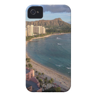 Waikiki Beach iPhone 4 Case-Mate Case