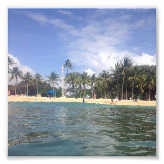 Waikiki Beach Photo Print