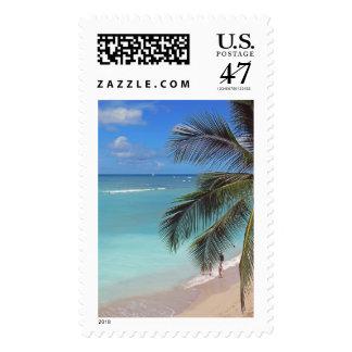 Waikiki Beach Postage