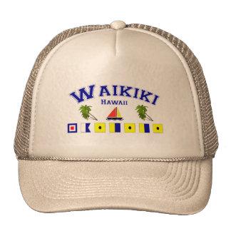 Waikiki, HI Trucker Hat