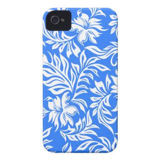 Waikiki Hibiscus Hawaiian iPhone 4 Cases
