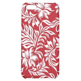 Waikiki Hibiscus Hawaiian iPhone 5C Cases