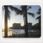 Waikiki Honolulu, HI Alfombrillas De Ratones