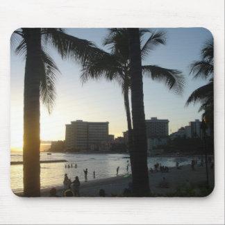 Waikiki Honolulu, HI Tapete De Ratón