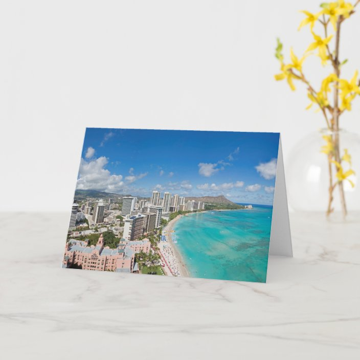 Heart Of A Beach  Photo Note Card