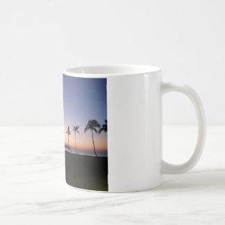 Waikiki Sunrise Coffee Mugs