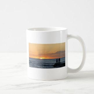 Waikiki Sunset Mugs