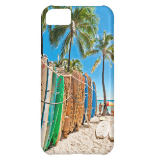 waikiki surfboards iPhone 5C case