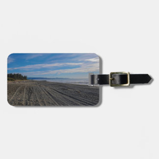 Waikuku Beach, New Zealand Luggage Tag
