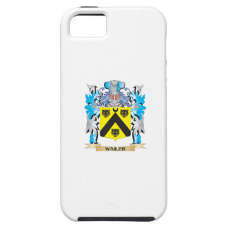 Wailer Coat of Arms - Family Crest iPhone 5 Cases