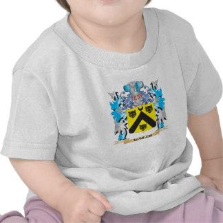 Wailer Coat of Arms - Family Crest Tee Shirts