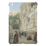 Wailing Wall by Gustav Bauernfeind iPad Mini Cases