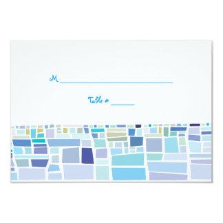 "Wailing Wall Israel Bar Bat Mitzvah Escort card 3.5"" X 5"" Invitation Card"