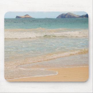Waimānalo Beach Oahu Hawaii Mouse Pad