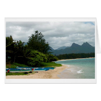 Waimanalo Card