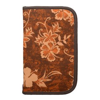 Waimanalo Hawaiian Hibiscus Planner Folio