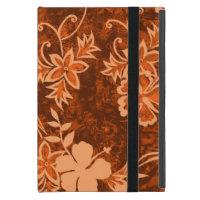 Hawaiian iPad cases