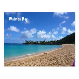 Waimea Bay Postcard