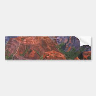 Waimea Canyon Hawaii Bumper Sticker
