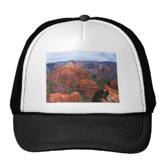 Waimea Canyon Hawaii Trucker Hat