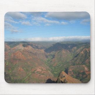 Waimea Canyon of Kauai Mouse Pads