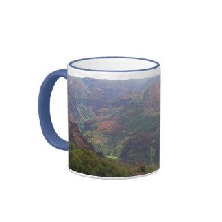 Waimea Canyon Ringer Mug