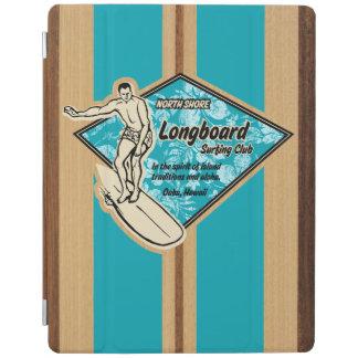 Waimea Surfboard Hawaiian FauxWood iPadSmart Cover iPad Cover