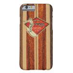 Waimea Surfboard Hawaiian iPhone 6 Case