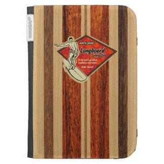 Waimea Surfboard Hawaiian Kindle Folio Kindle Keyboard Cases