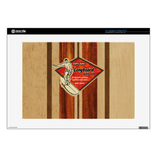 Waimea Surfboard Hawaiian Mac or PC Laptop Skin