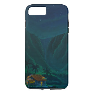 Wainiha Valley Home on a Starry Night iPhone 8 Plus/7 Plus Case