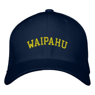Waipahu Marauders Fitted Hats Cap