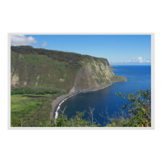 Waipio Valley Large Posters and Prints