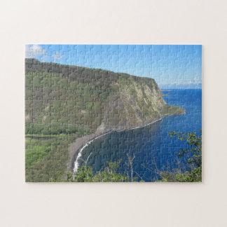 Waipio Valley Puzzle