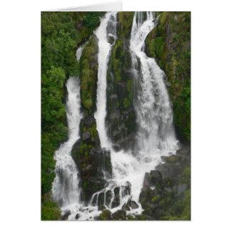 Waipunga Falls Card