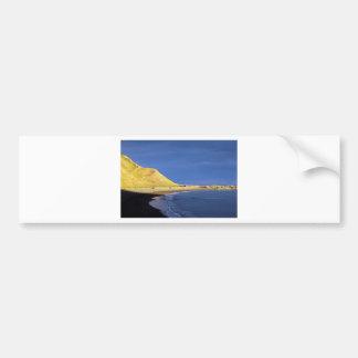 Wairarapa coastline New Zealand Bumper Sticker