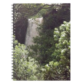 Wairere Falls Notebook